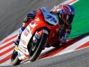 Klasemen Sementara Moto3 Usai GP Catalunya 2020