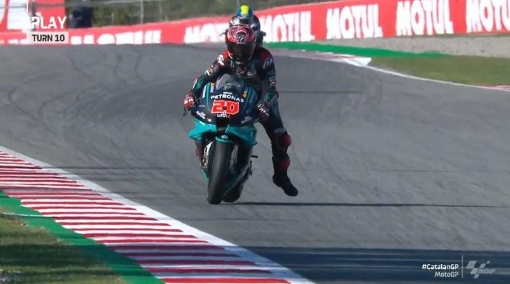Hasil Latihan Bebas 1 MotoGP Catalunya 2020