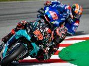 Klasemen Sementara MotoGP Usai GP Catalunya 2020