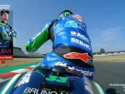 Hasil Latihan Bebas 3 Moto2 Emilia Romagna 2020