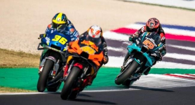 Fungsi dan Penjelasan Zona Hijau Track Limits MotoGP
