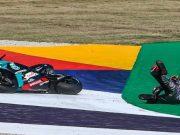 Quartararo Jelaskan Penyebab 2 Kali Jatuh di MotoGP San Marino