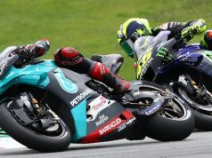 Ada Marquez Dibalik Kemenangan Quartararo di Catalunya?