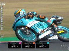 Hasil Latihan Bebas 2 Moto3 Emilia Romagna 2020