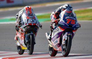 Klasemen Sementara Moto3 Usai GP Emilia Romagna 2020
