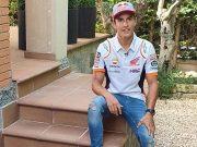 Marquez Terlihat Kurus, Bekas Luka Besar di Lengan