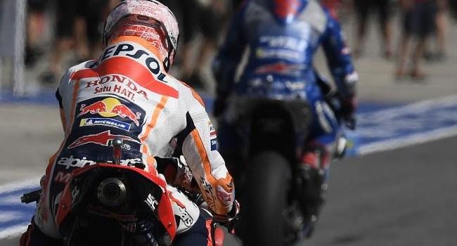 Kejutan! Marquez Comeback di MotoGP Catalunya 27 September
