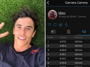 Sukses Latihan Fisik Berat, Marquez Lari 7.5km dalam 31 Menit
