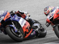 KTM Menang Pakai Ban Ghoib? Ini Penjelasan Tech3
