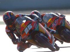 Hasil Latihan Bebas 1 Moto3 Catalunya 2020