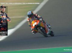 Hasil Latihan Bebas 1 Moto3 Emilia Romagna 2020