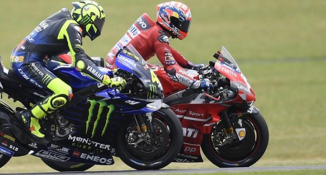 Gosip: Rossi Pensiun, Dovi Gabung Petronas Yamaha 2021
