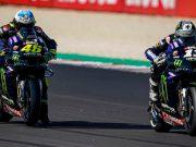 Rossi Kesal Hanya Start 7 di MotoGP Emilia Romagna