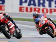 Penyebab Dovi Kalah Lawan Adik Marquez di Prancis