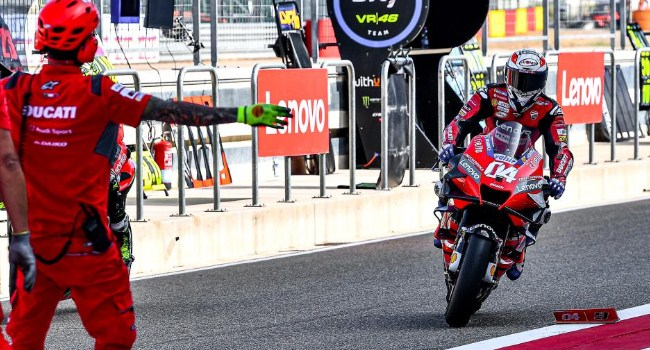Gusur Lorenzo, Dovi Gabung Test Rider Yamaha?