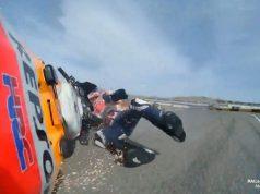 Honda Jelaskan Penyebab Kecelakaan Alex di MotoGP Teruel