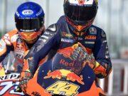 Rider KTM Pakai Honda di Tes MotoGP Portimao