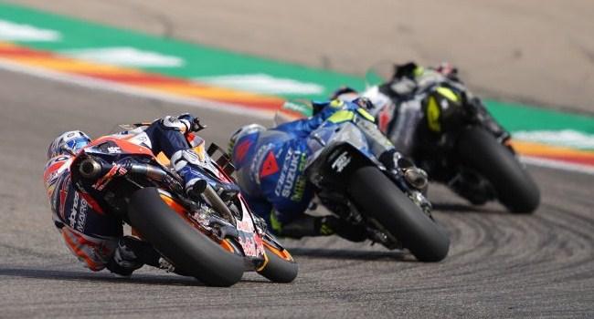 Honda Sebenarnya Beruntung Marquez Absen Panjang