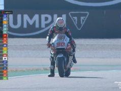 Hasil Pemanasan MotoGP Aragon 2020