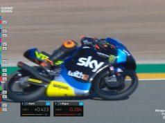 Hasil Latihan Bebas 3 Moto3 Aragon 2020
