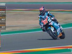 Hasil Latihan Bebas 2 Moto2 Aragon 2020