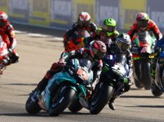 Penyebab Bencana Quartararo di Aragon Start Pole Finis 18