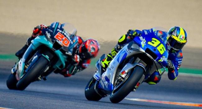 Klasemen Sementara MotoGP Usai GP Teruel 2020