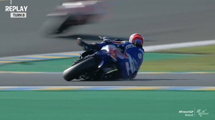 Hasil Latihan Bebas 3 Moto2 Prancis 2020