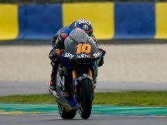 Moto2 Prancis: Update Kondiri Marini, Tak Ada Tulang Patah