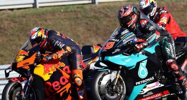 Klasemen Sementara MotoGP Usai GP Prancis 2020