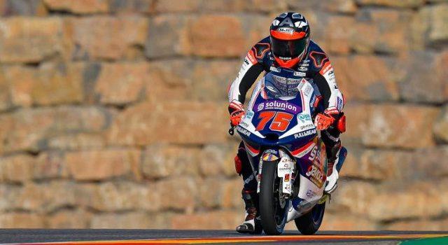 Klasemen Sementara Moto3 Usai GP Aragon 2020
