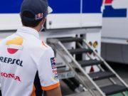 Honda Bantah Rumor Operasi Ketiga Lengan Marquez