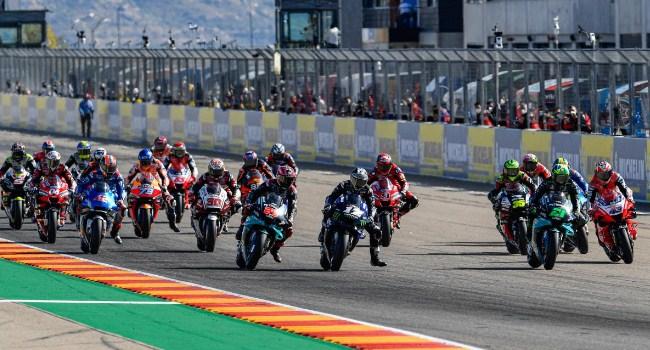 Jadwal Race MotoGP Teruel 2020