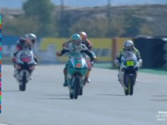 Hasil Race Moto3 Aragon 2020