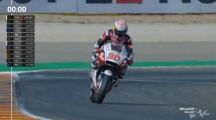 Hasil Kualifikasi MotoGP Teruel 2020