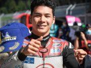 Resmi! Nakagami Perpanjang Kontrak dengan LCR Honda