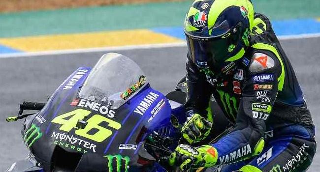 Resmi: Rossi Absen di MotoGP Teruel, Tak Ada Rider Pengganti