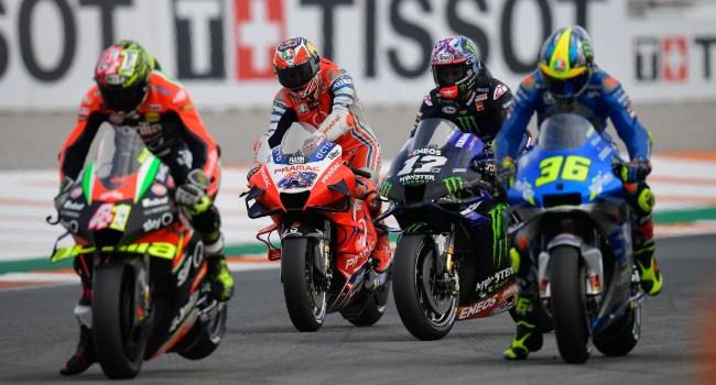 Jadwal Race MotoGP Portugal 2020