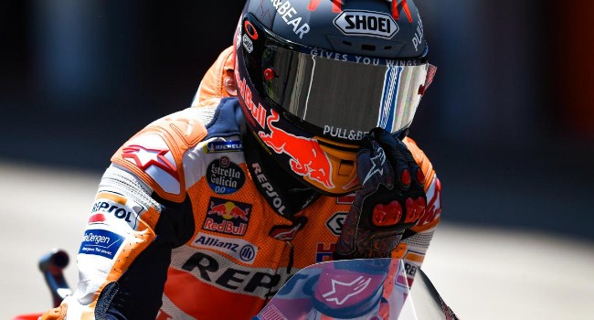 Gagal Samai Gelar Rossi, Marquez Akan Nyerang di 2021