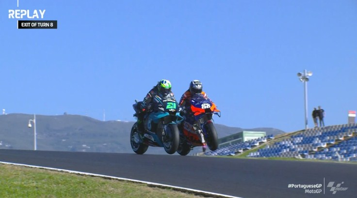 Hasil Latihan Bebas 1 MotoGP Portugal 2020