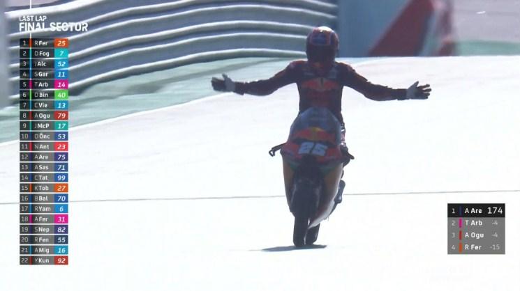Hasil Race Moto3 Portugal 2020