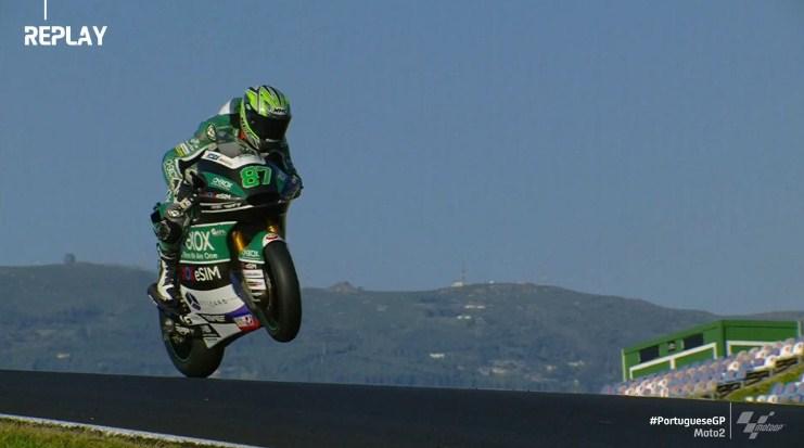 Hasil Kualifikasi Moto2 Portugal 2020
