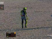 Rossi Jatuh di Hari Pertama Sirkuit Baru, Ini Penyebabnya