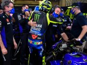 Sedih! Rossi Tuntaskan Balapan Terakhir dengan Yamaha, Begini Katanya