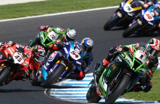 Resmi! Indonesia Gelar World Superbike 12 November 2021