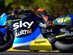 Rossi 'Haramkan' Tim VR46 Gabung Honda di MotoGP