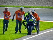 MotoGP Eropa: Rossi Jelaskan Penyebab Motornya Mogok