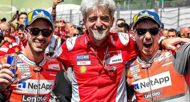 Sama-sama Keluar dari MotoGP, Lorenzo-Dovi Sekarang Malah Berantem