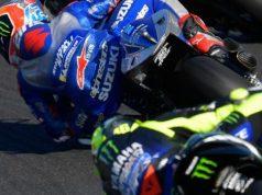 Tinggalkan Yamaha? Monster Energy Pindah ke Suzuki Mulai MotoGP 2021