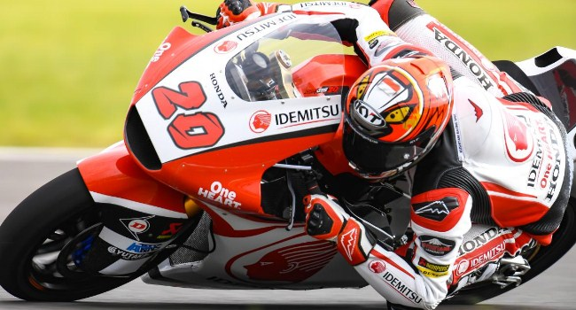 Moto2 2021: Dimas Ekky Cadangan Pertamina Mandalika SAG